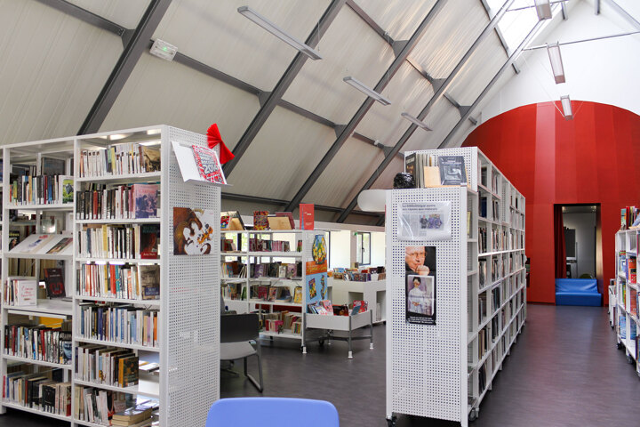 Bibliothèque de Behren-lès-Forbach