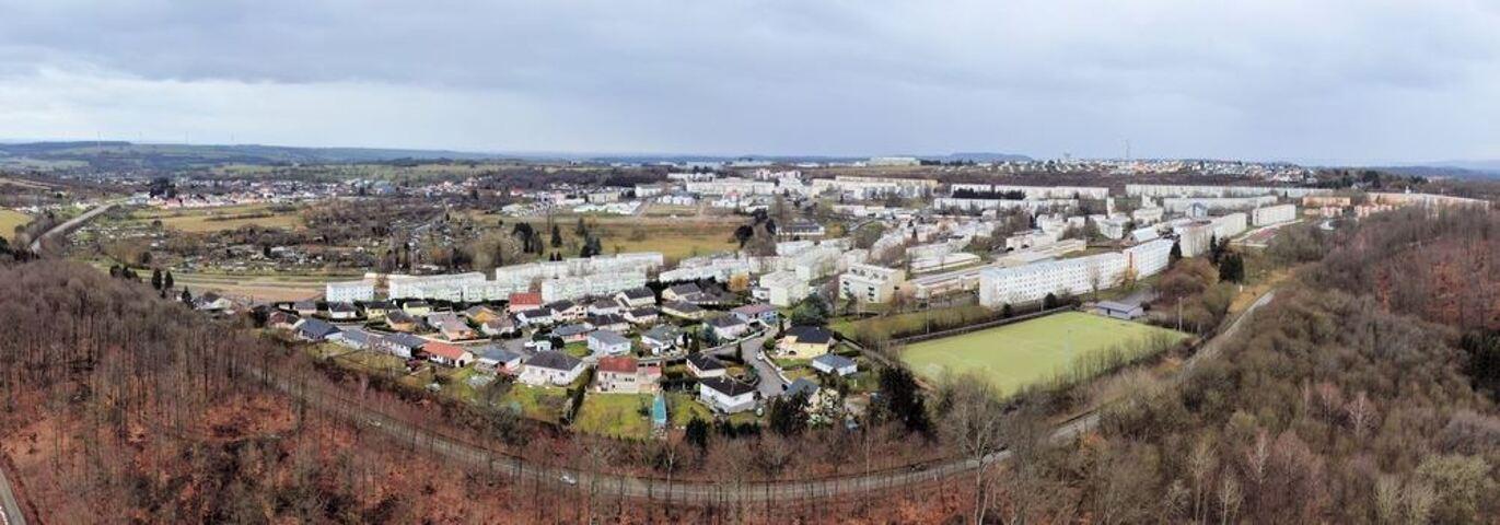 vue aérienne cité_BLF_Février 2019