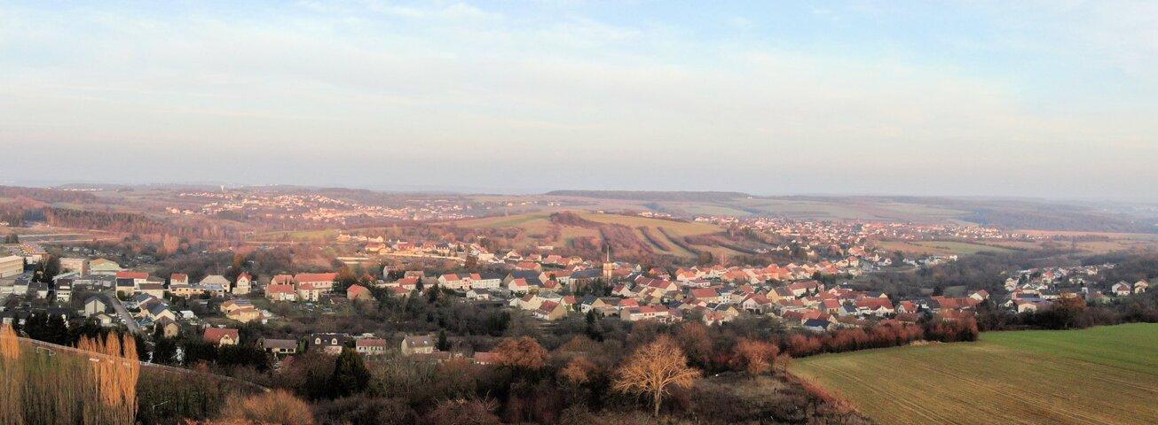Vue aérienne village_BLF_Décembre 2018